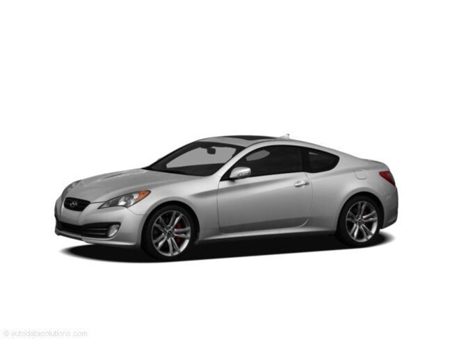 2010 Hyundai Genesis Coupe 2.0L Turbo GT Coupe