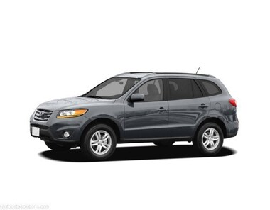 2010 Hyundai Santa Fe LIMITED W/NAVI - 0 CLAIMS,LEATHER,BLUETOOTH,AWD,BACKUP CAM,SUNROOF SUV 5NMSHDAG8AH405853