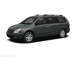 2010 Kia Sedona EX Van