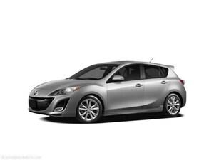 2010 Mazda Mazda3 Sport Only 53000KM! Leather! Sunroof!