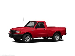 2010 Mazda B-Series Pickup SX