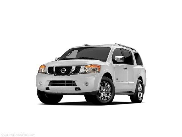 2010 Nissan Armada Platinum Edition SUV