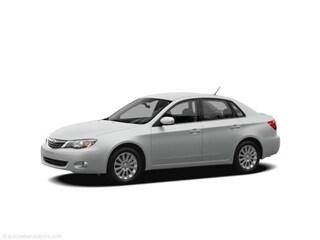 2010 Subaru Impreza 4Dr 2.5 I at Sedan