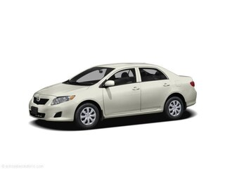 2010 Toyota Corolla 4-Door Sedan CE 4A Sedan