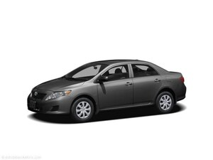 2010 Toyota Corolla 4DR SDN AT