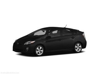 2010 Toyota Prius Premium Package w/ Solar Panels Hatchback