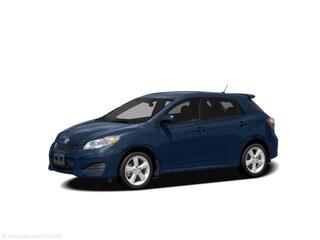 2010 Toyota Matrix Base Hatchback