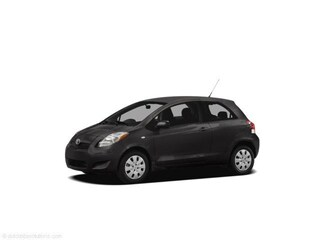 2010 Toyota Yaris CE Hatchback