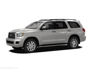 2010 Toyota Sequoia Limited 4WD  5.7L Limited