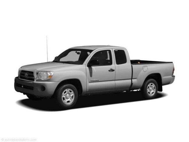 2010 Toyota Tacoma V6 - CLOTH|A/C|SPLASH GUARDS|CLEAN CARFAX| Truck Access Cab