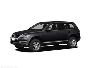 2010 Volkswagen Touareg Highline TDI Highline