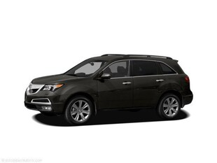 2011 Acura MDX 6sp at SUV