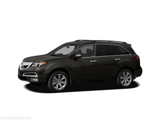 2011 Acura MDX 6sp at