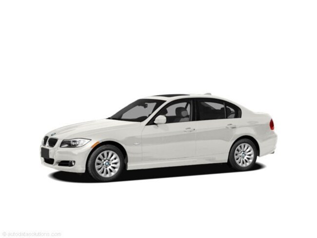 2011 BMW 328 i xDrive Sedan
