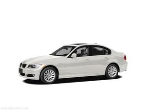 2011 BMW 323 323i