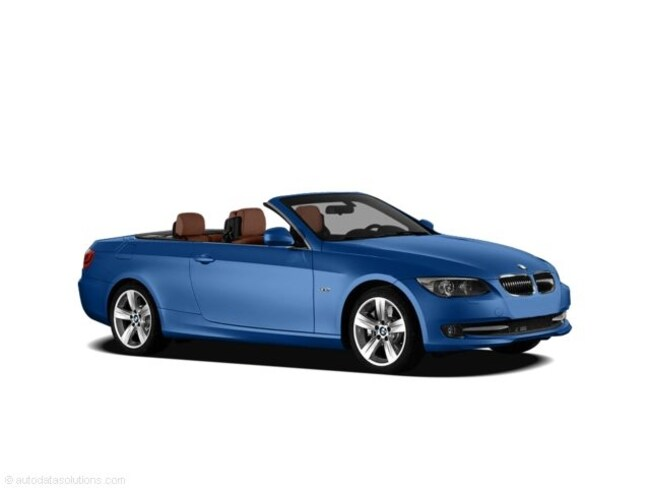 2011 BMW 335 CAB 335IS RWD Cabriolet