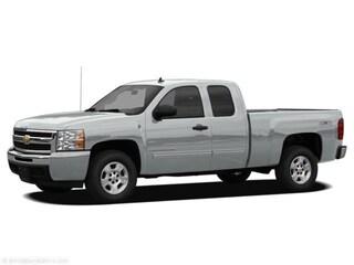 2011 Chevrolet Silverado 1500 4WD Extended CA Pickup Truck