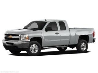 2011 Chevrolet Silverado 2500HD LT, 4x4, OnStar, Nav Truck Extended Cab
