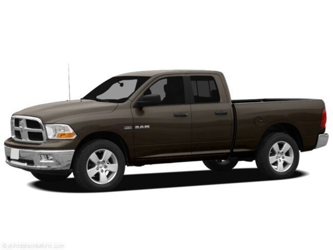Used 2011 Ram 1500 SLT 4x4 - All Equipped Truck 1D7RV1GT5BS610245 for sale near Regina