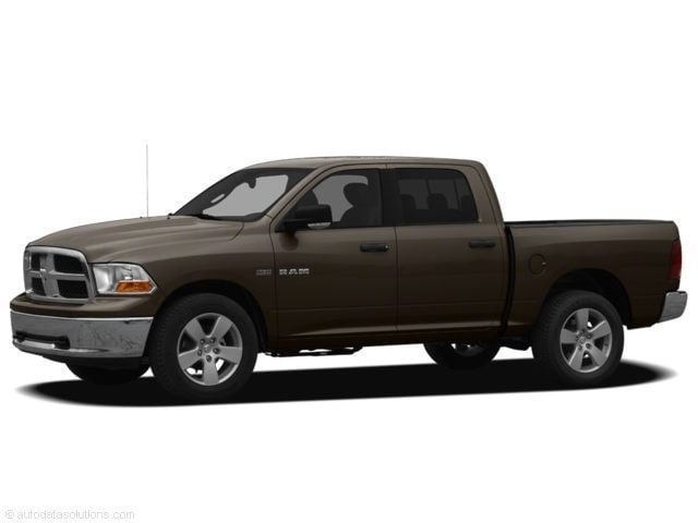 2011 Dodge 1500 SLT CREW Crew Cab Pickup - Short Bed