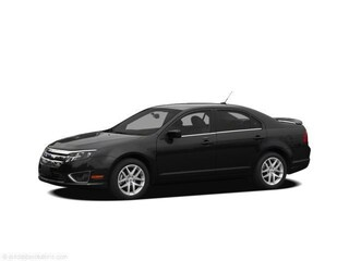 2011 Ford Fusion SEL 3.0L V6 Sedan