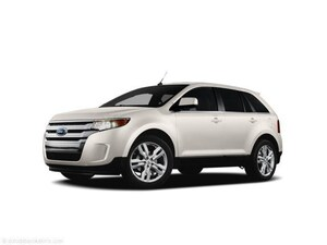 2011 Ford Edge Limited | Navigation | Panoramic Moonroof