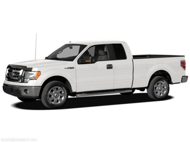 2011 Ford F-150 XL SuperCab 145