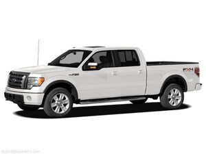 2011 Ford F-150 4x4 | V8 Engine | XLT