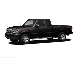 2011 Ford Ranger Camion cabine double