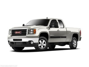 2011 GMC Sierra 2500Hd SLE | 4WD | 4 Door |  Truck Extended Cab