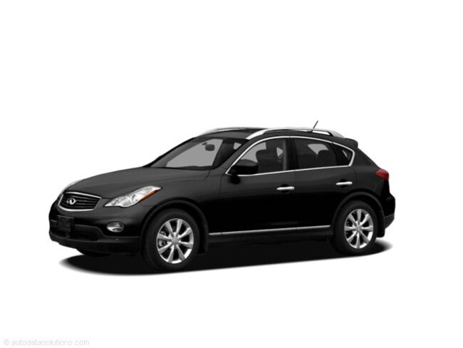 2011 INFINITI EX35 LUXURY & AWD & LEATHER & SUNROOF & R CAM SUV