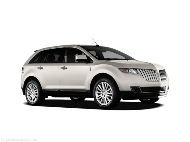 2011 Lincoln MKX Car