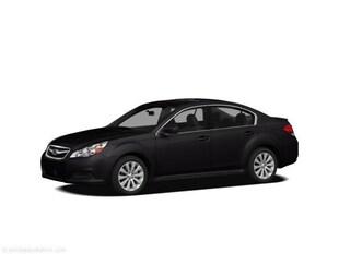 2011 Subaru Legacy Sedan 2.5 I Convenience at Sedan