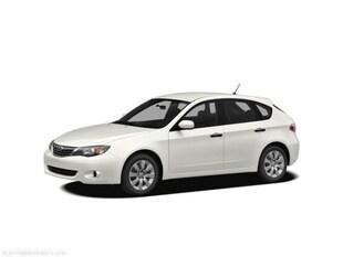 2011 Subaru Impreza 5Dr 2.5 I Touring at Hatchback