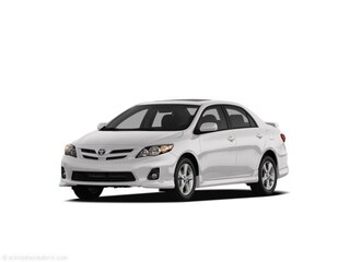 2011 Toyota Corolla 4-Door Sedan CE 4A Sedan