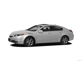2012 Acura TL Base w/Technology Package (A6) Sedan