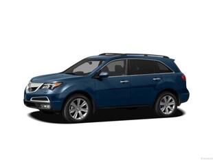 2012 Acura MDX AWD Tech  Sport Utility