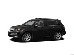 2012 Acura MDX Tech 6sp at / Advance PKG, Local, NO Accidents