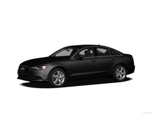 2012 Audi A6 3.0T Premium Sedan