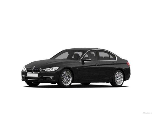 2012 BMW 328i Sedan Sport Line Sedan