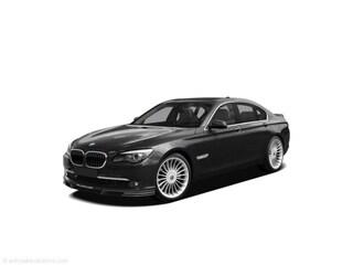 2012 BMW Sedan