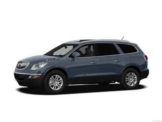 2012 Buick Enclave CXL AWD DVD, Navigation, Clean Carproof VUS
