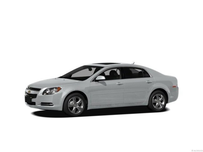 Used 2012 Chevrolet Malibu in Winnipeg MB at McNaught