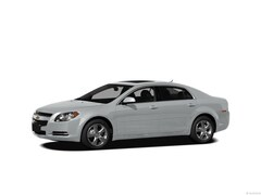 2012 Chevrolet Malibu LT Platinum Edition Sedan