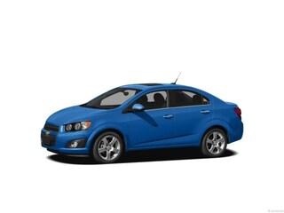 2012 Chevrolet Sonic LT Sedan