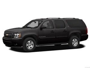2012 Chevrolet Suburban 1500 LT 4x4