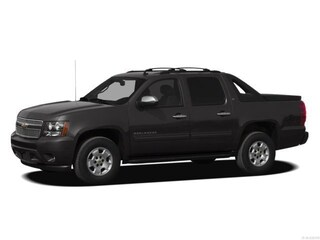 2012 Chevrolet Avalanche LT 4WD Leather, Heated steering Truck Crew Cab