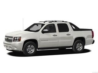 2012 Chevrolet Avalanche 1500 Truck Crew Cab