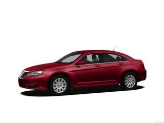 Used 2012 Chrysler 200 LX -  Power Windows - Low Mileage Sedan Q764A for sale in Winnipeg, MB