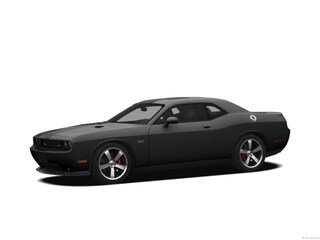Used 2012 Dodge Challenger SRT8 392 Coupe for Sale in Hinton